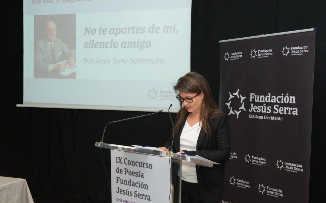 Presentación Fundación Jesús Serra 2018