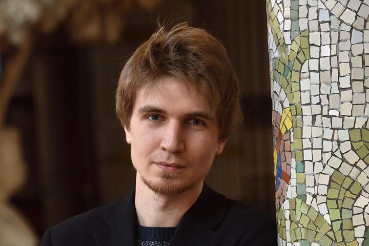 Ievgueni Konnov, guanyador Concurs Maria Canals