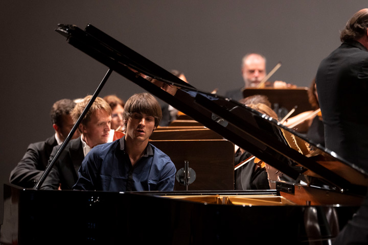 Concert de Vestard Shimkus a Tenerife