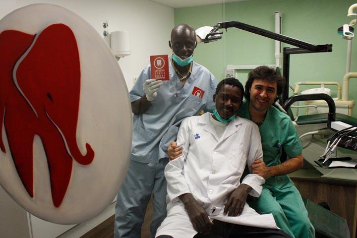 Dentistas Sobre Ruedas