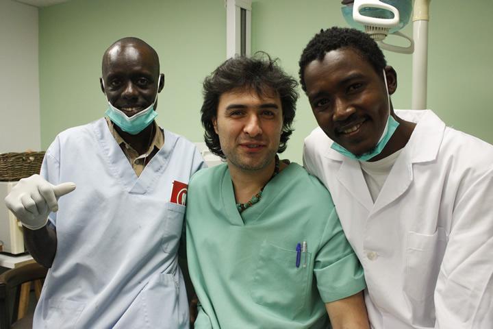 Dentistes sobre rodes