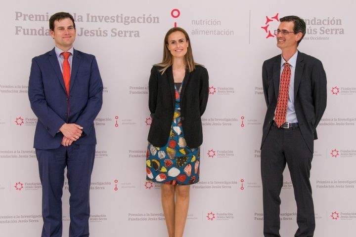 Guardonats 3 Premis a la Recerca Fundació Jesús Serra