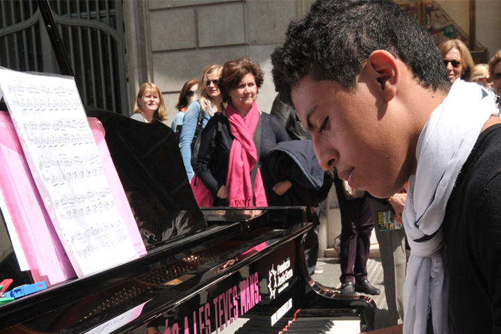 Pianos a Barcelona