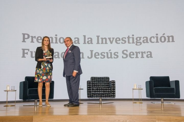 Premis Recerca - M. Carmen Collado