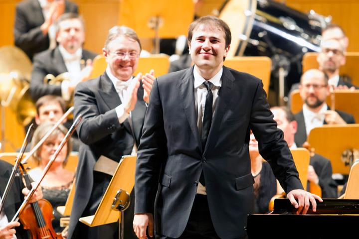 Stanislav Khristenko, guanyador del Concurs Internacional de Música Maria Canals 2013