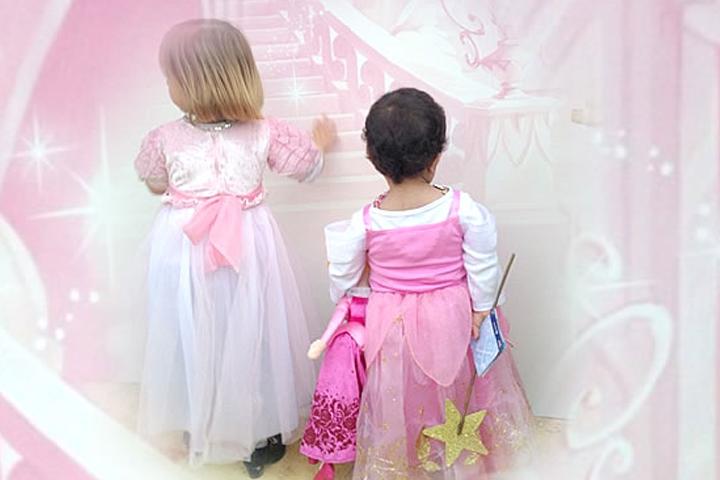 Vull ser una princesa
