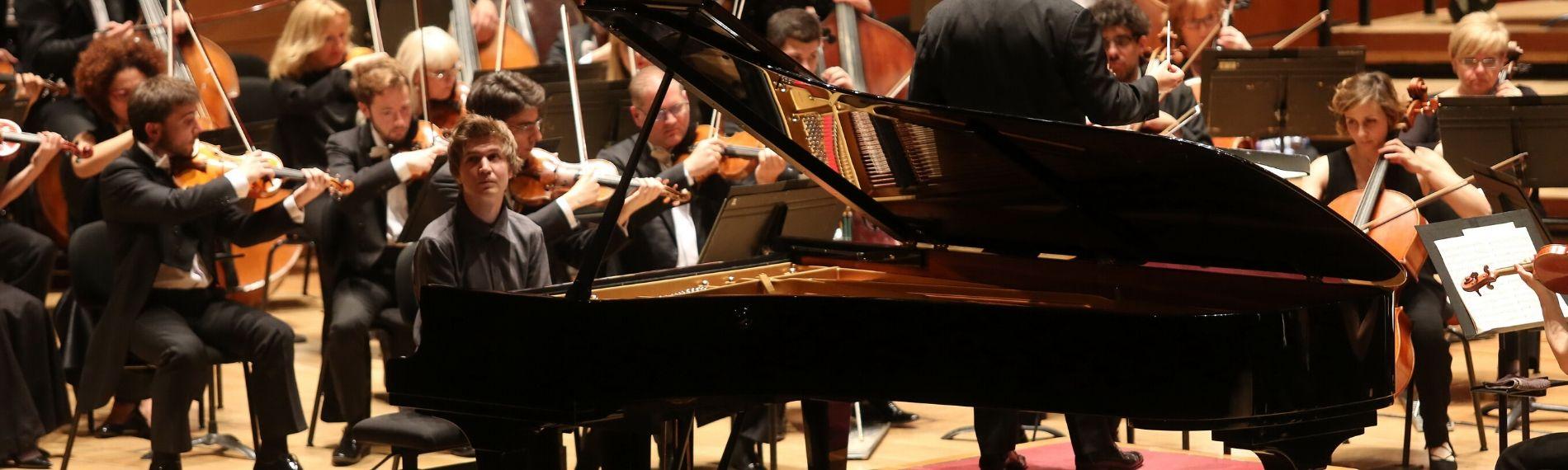 Concert by Evgeny Konnov