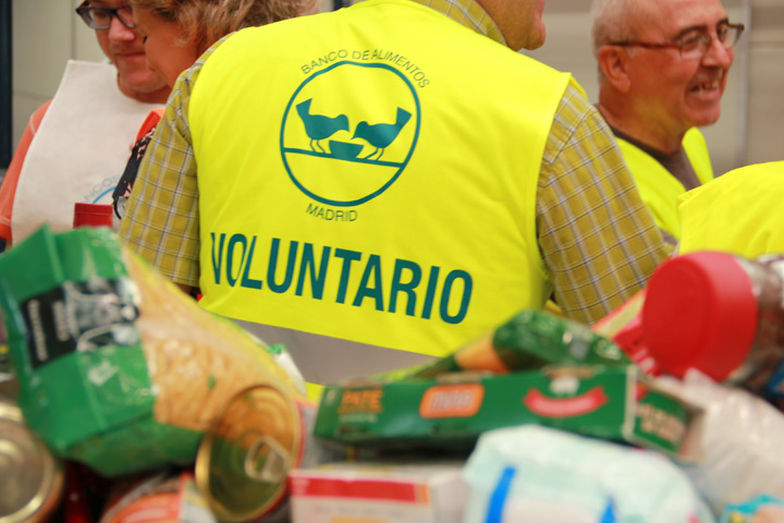 The Fundación Jesús Serra joins the initiative led by the Spanish Federation of Food Banks