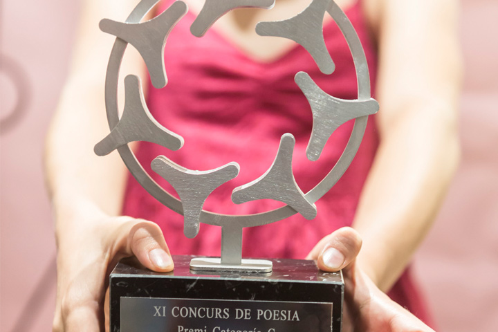 10th edition of the Fundación Jesús Serra Poetry Competition