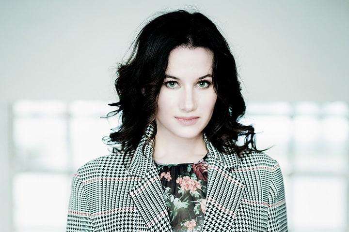 The pianist Martina Filjak