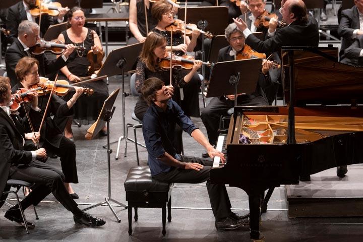 Vestard Shimkus in concert in Tenerife