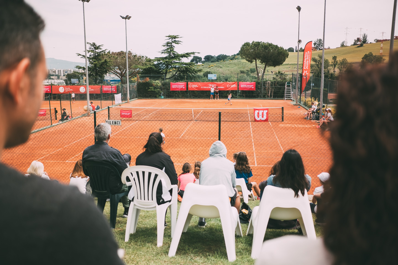 Xpress Tennis Cup 2021 court