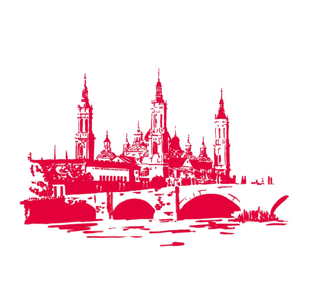 Zaragoza will be hosting the FJS event
