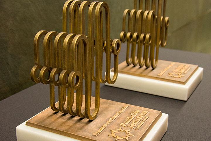 Salvador Aznar, awarded research prize by Fundación Jesús Serra 2019 (STILL UNRATED)