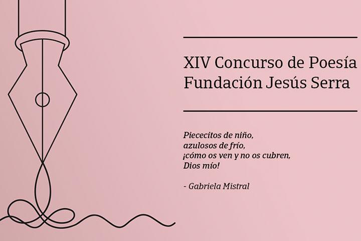 Concurso Poesía 2020 Fundación Jesús Serra