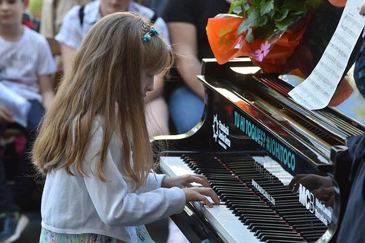 Descubriendo nuevos talentos musicales