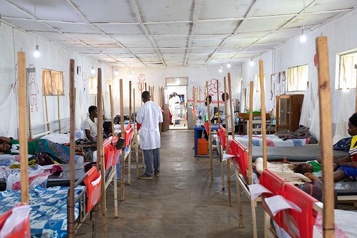 Médicos sin fronteras 2020