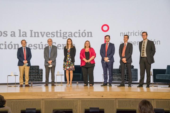Tercera edición entrega premios Premios Investigación