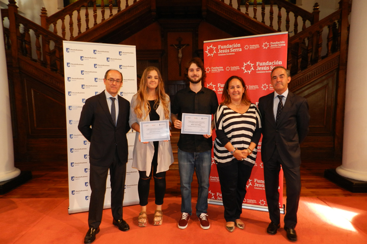 Becas para estudiantes en Deusto Business School