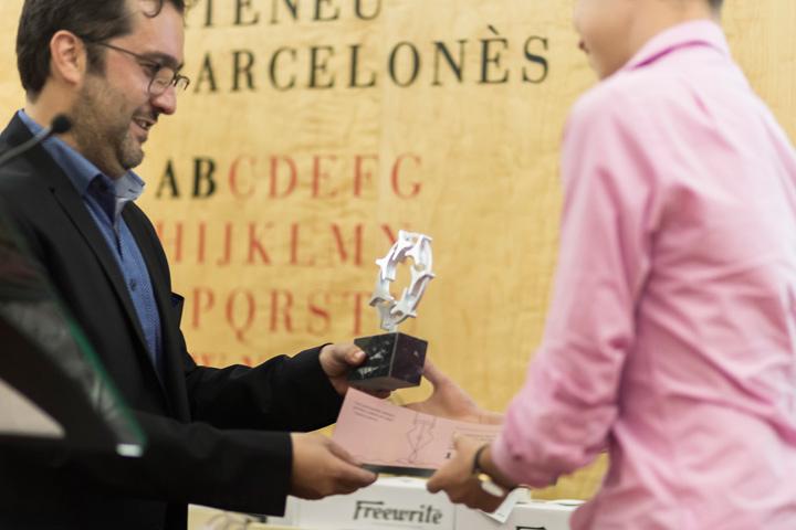 XI Concurso de Poesía Fundación Jesús Serra