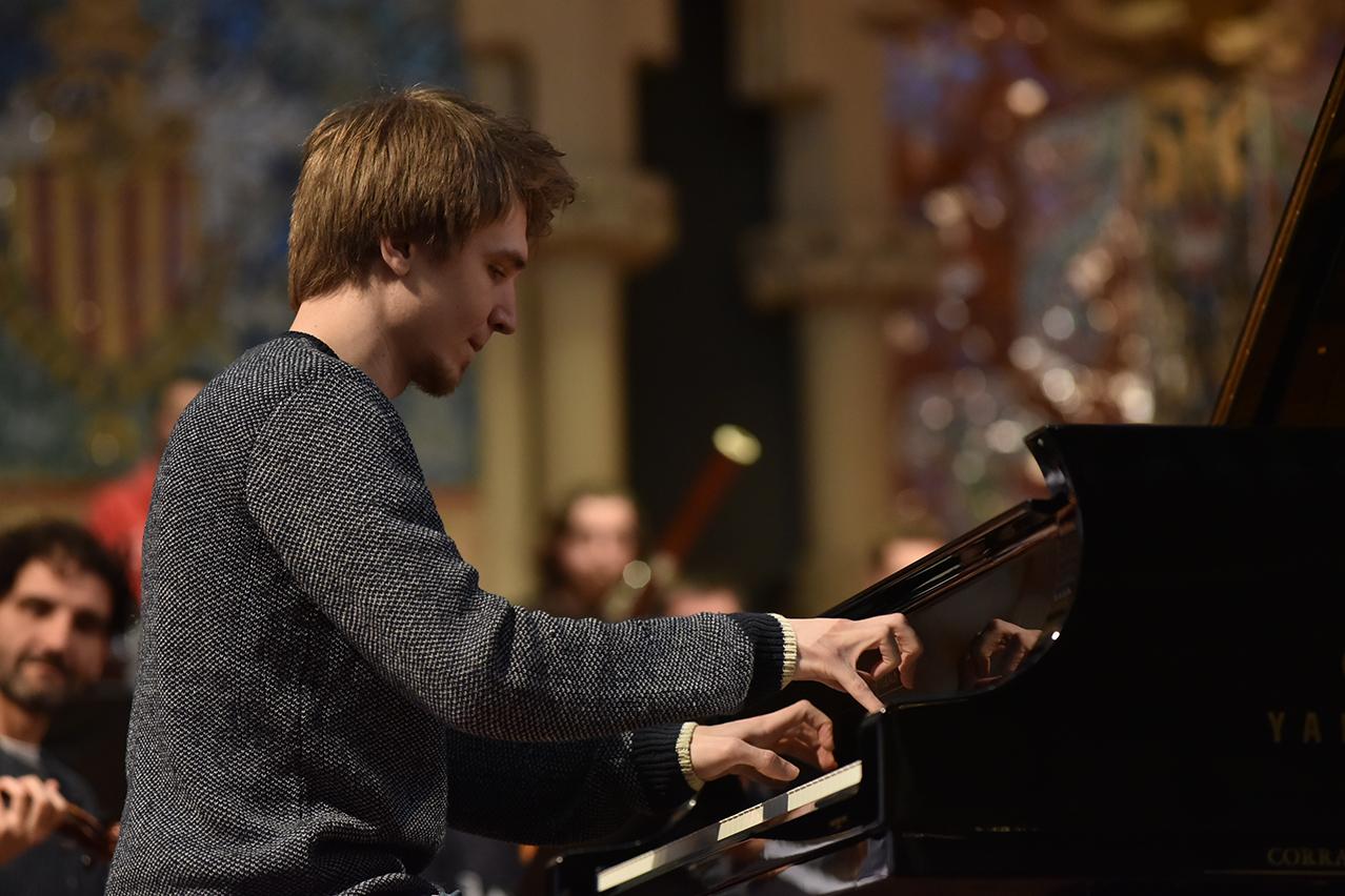 Concierto Granada Evgeny Konnov