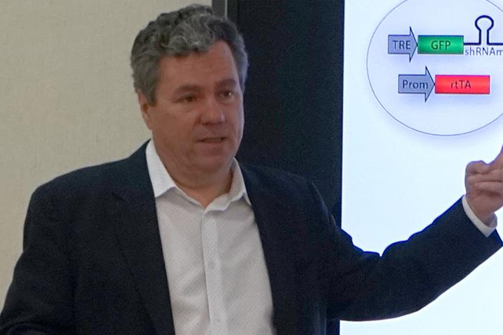 Dr. Scott Lowe es un científico de relevancia internacional en investigación del cáncer