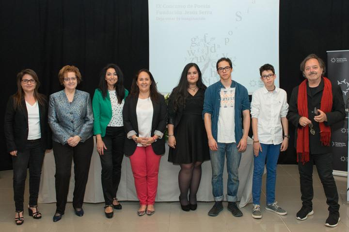 Entrega de premios Concurso Poesía