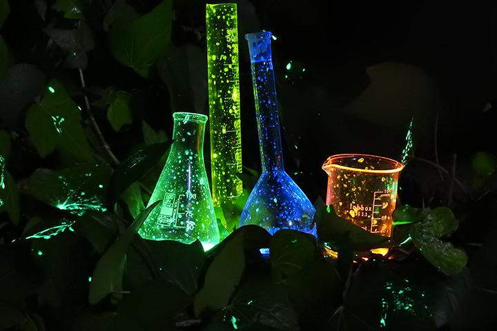 Naturaleza química / Foto: Miquel Climent Martínez