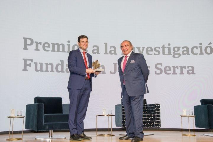 Premios Investigación - Dr- Borja Ibáñez