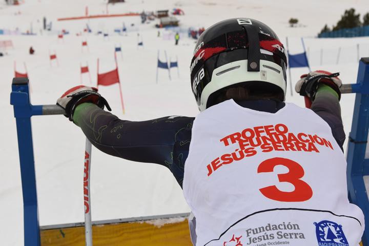 Campeonato esquí Baqueira 2016