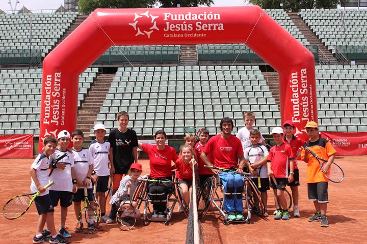 Resumen Xpress Tennis Cup 2017 - Fundación Jesús Serra