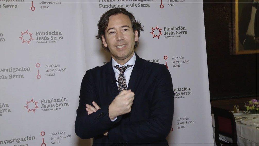 Conoce al doctor Pablo Pérez, Premio a la investigación Fundación Jesús Serra 2018