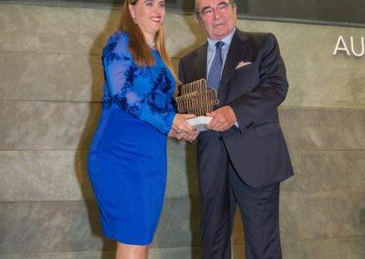 La doctora Guadalupe Sabio recibe el Premio 2018 a su trayectoria de investigación