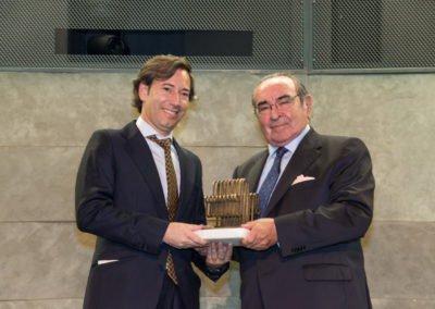 El doctor Pablo Pérez recibe el Premio 2018 a su trayectoria de investigación