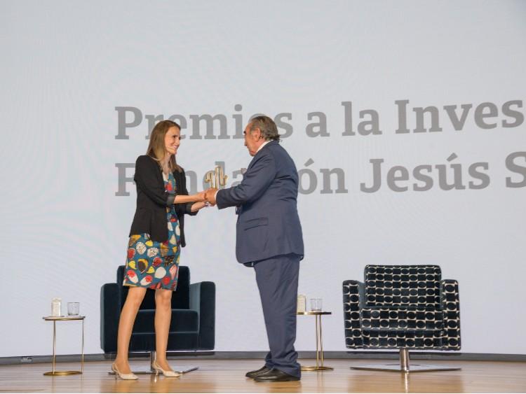 Entrevista a Mª Carmen Collado, ganadora del Premio Investigación, sobre su trayectoria en investigación sobre la nutrición y la alimentación en lactantes