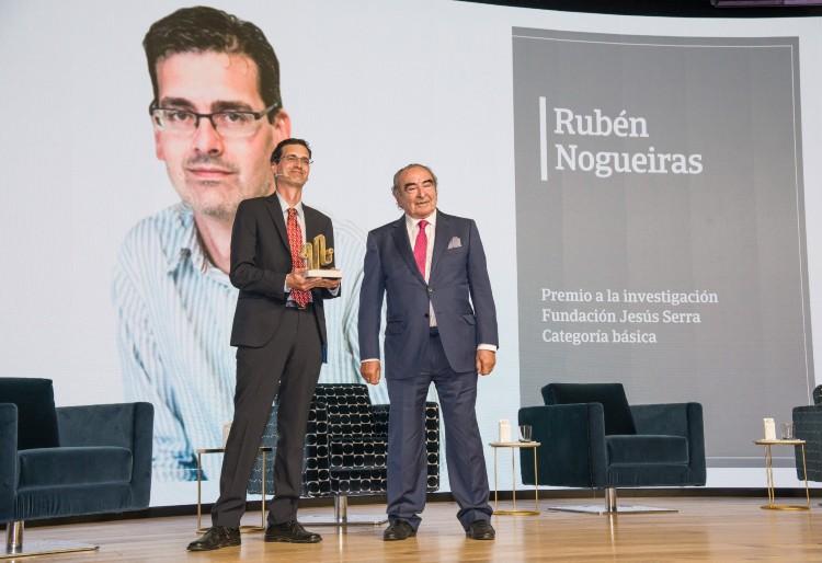 Rubén Nogueiras concede entrevista y nos habla sobre la investigación en el campo de la nutrición y la obesidad