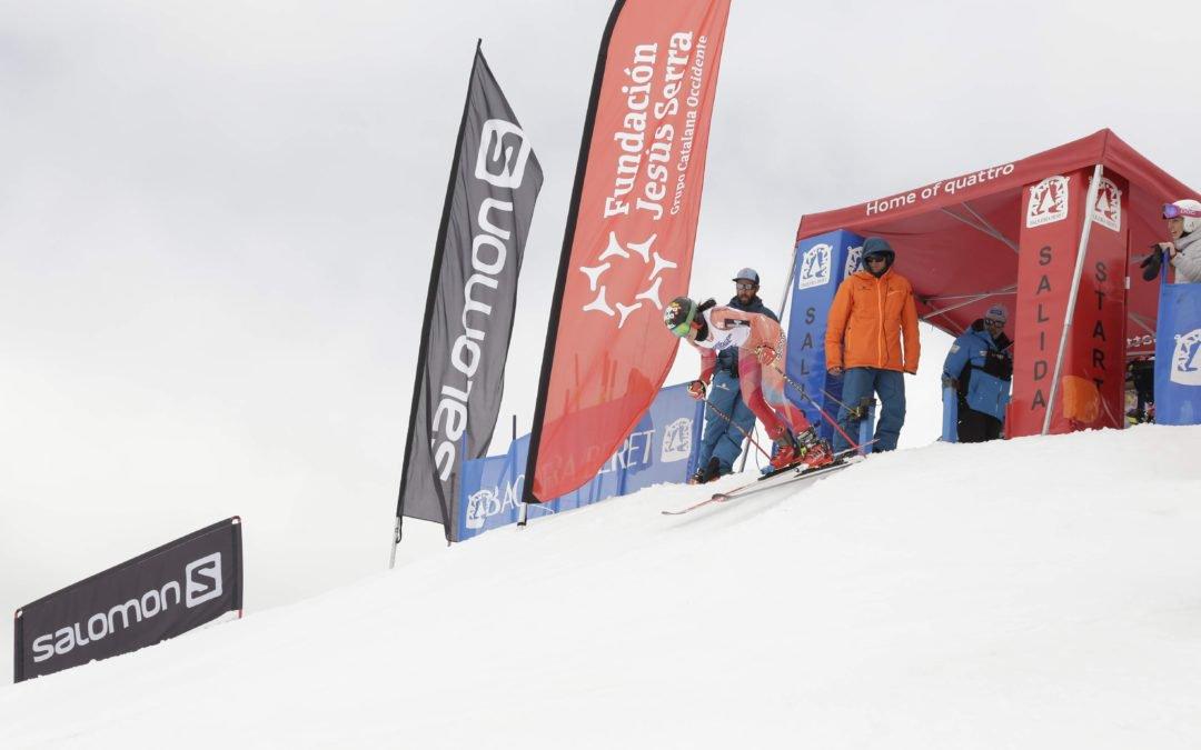 ¡Ya está aquí el Trofeo de Esquí Fundación Jesús Serra!