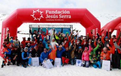 La Fundación Jesús Serra celebra su 13º Trofeo EsquíFJS